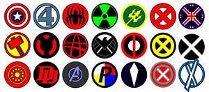 Vector Marvel logos by Sand3 on DeviantArt