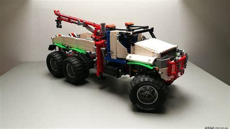 lego technic 42070 replica ii by dokludi