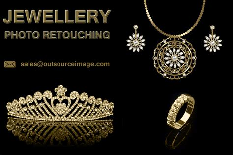 Outsource Jewelry Image Editing And Enhancement Services Jewellery Making Kit In Coimbatore Bangalore Complete Jewelry Endless Wholesale Snap Hair Dhgate Copper Wire Australia