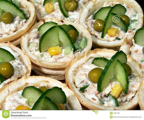 appetizer canape appetizer canape stock photo image of baked meal fresh