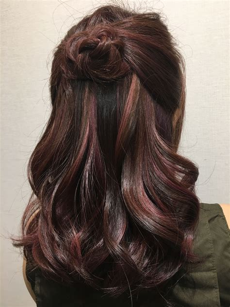 time   rose brown hair    trend
