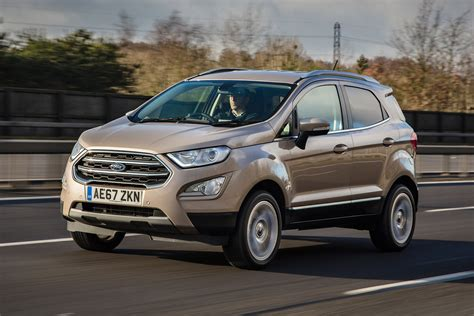 ford ecosport review auto express