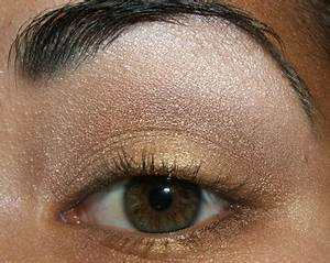Tutorial - Soft, Subtle Warm Neutral Eye with Goldmine ...