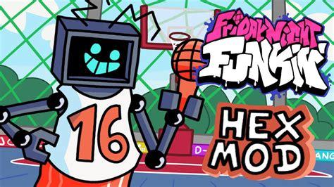 5 ночей с фредди игра фрайдей найт фанкин: Friday Night Funkin' - Hex Mod - YouTube