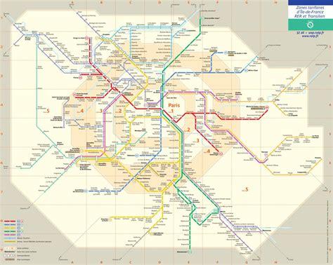organisation de bureau lignes du réseau de trains transilien