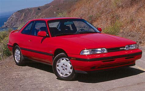 Twnboarder 1990 Mazda Mx6 Specs, Photos, Modification