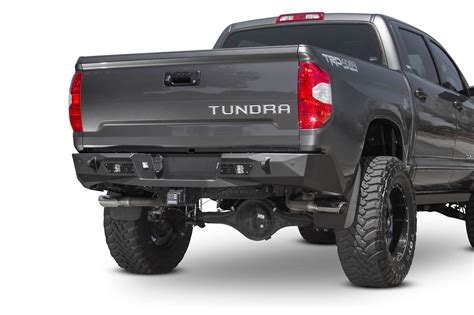 Toyota Tundra Rear Bumper by 2014 2019 Toyota Tundra Stealth Fighter Rear Bumper