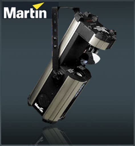 martin effects lighting rtr productions