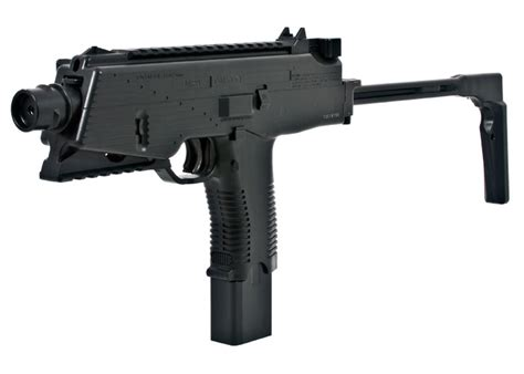 Gamo Mp9 Blowback Dual Ammo Submachine Gun