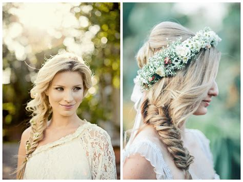 Side Hairstyles For Wedding With Beautiful Brides 2018