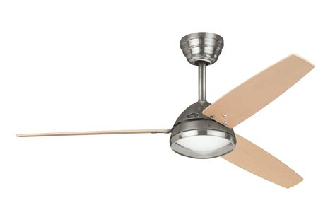 Hunter Metro Ceiling Fan In Brushed Nickel