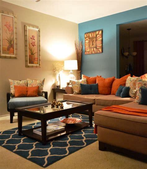 Brown And Orange Bedroom Ideas Hireonic