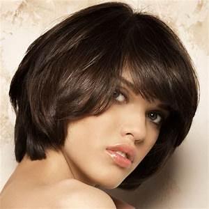 Coupe Courte Pour Visage Rond : coupe de cheveux court 2014 visage rond ~ Melissatoandfro.com Idées de Décoration