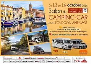 Salon Camping Car Paris 2016 : salon du camping car de martigues du 13 au 16 octobre 2016 ~ Medecine-chirurgie-esthetiques.com Avis de Voitures