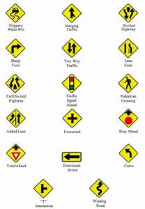 Guide To California Traffic Signs