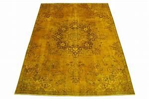 Vintage Teppich Hamburg : vintage teppich gold in 300x220cm hometrends and colors vintage teppiche vintage und gold ~ Frokenaadalensverden.com Haus und Dekorationen