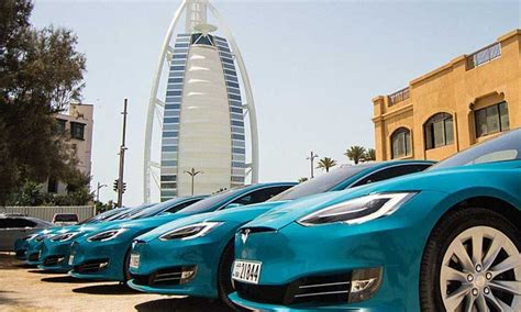 Electric Cars Now Available On Careem In Dubai