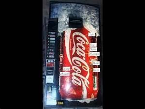 5 coke subliminal messages on coca cola machine - YouTube