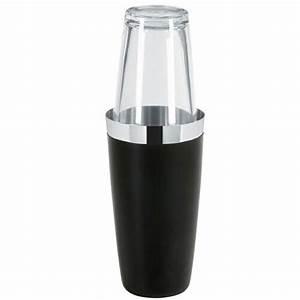 Shaker Für Cocktails : boston cocktail shaker set vinyl 0 8 ltr f r den ~ Michelbontemps.com Haus und Dekorationen