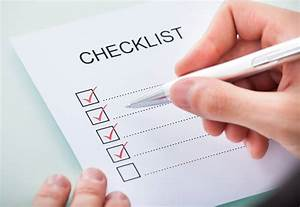 Grammar Girl U0026 39 S Editing Checklist