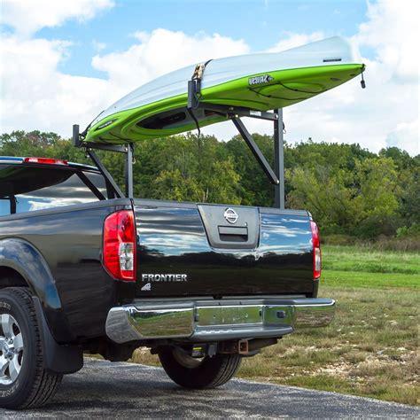 kayak racks for trucks kayak rack for trucks auto racks get the gear where you