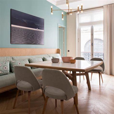 appartement pile dans lair du temps banquette salle