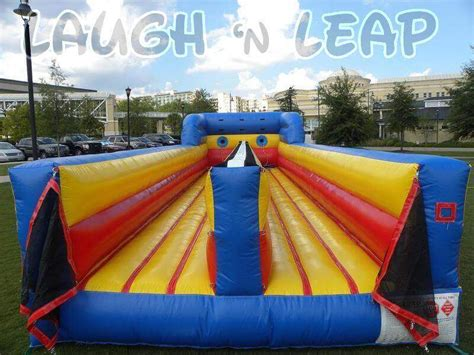 Bungee Run Rental Columbia Sc Lexington Laugh N