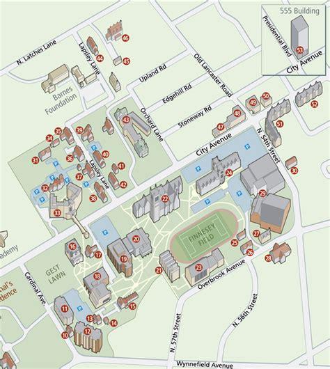 Cabrini College Campus Map.Walden University Counseling Program Philadelphia University Campus Map