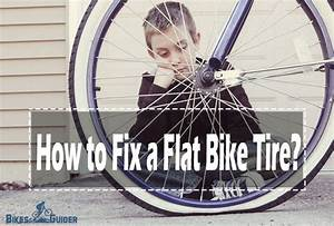 How To Fix A Flat Bike Tire In 5 Easy Steps Quick Guide