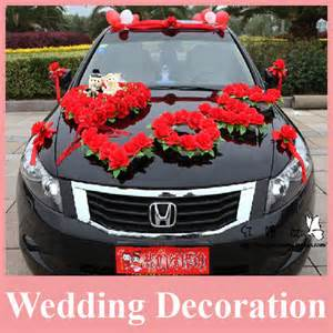 sell artificial flower for wedding car decoration decorations for weddings cars wedding