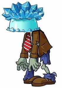 Ice-Shroom Zombie | Plants vs. Zombies Character Creator ...