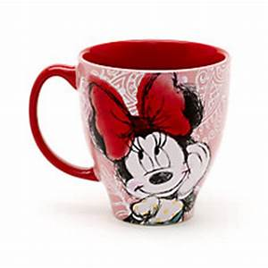 Minnie Mouse Tasse : minnie mouse colecci n de productos en disney store ~ Whattoseeinmadrid.com Haus und Dekorationen