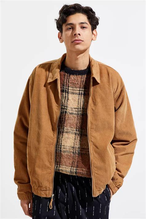 uo corduroy harrington jacket urban outfitters   harrington jacket bomber jacket