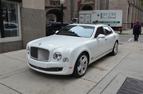 bentley mulsanne white 2013 bentley mulsanne information and photos zombiedrive