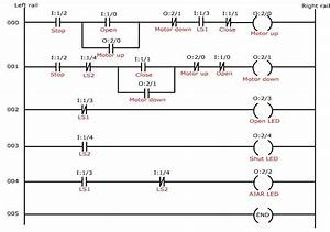 52 Elevator Plc Ladder Logic  Photoswitch Ladder Logic Symbol