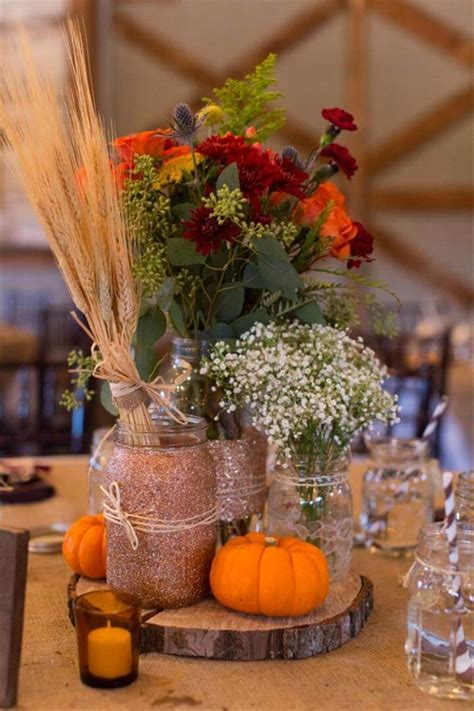 diy wedding centerpieces mason jars 68 best cheap mason jar centerpiece ideas diy to make