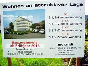 MORANDI ARCHITEKTUR UND KCHENBAU AG Neubauten