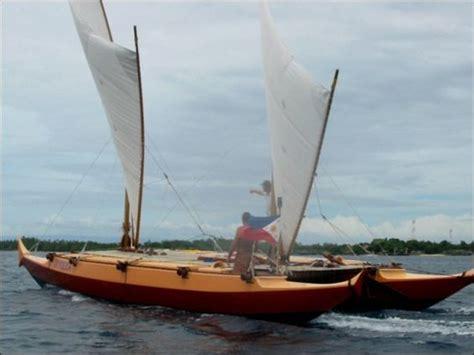Moana Boat Speech by Tama Moana Sailing Wharram Designs Nautical