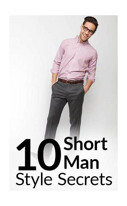 Short Taller Tips Tall Stylish Shorter Mens