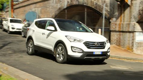 2015 Hyundai Santa Fe Review by 2015 Hyundai Santa Fe Review Highlander Caradvice