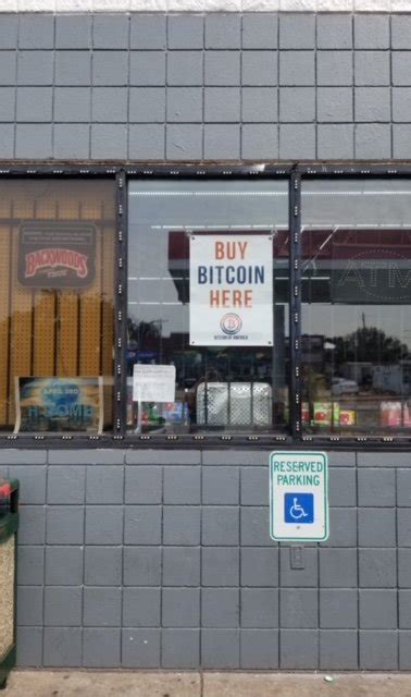 Bitcoin atm (abbreviated as batm) is a kiosk that allows a person to buy bitcoin using an automatic teller machine. Bitcoin ATM in Oklahoma City - Community Food Mart