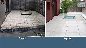 etancheite terrasse avant pose carrelage nettoyage toiture With etancheite toit terrasse carrelage