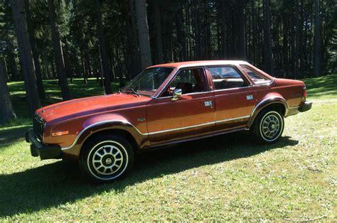 ,000! 1980 Amc Eagle Sedan