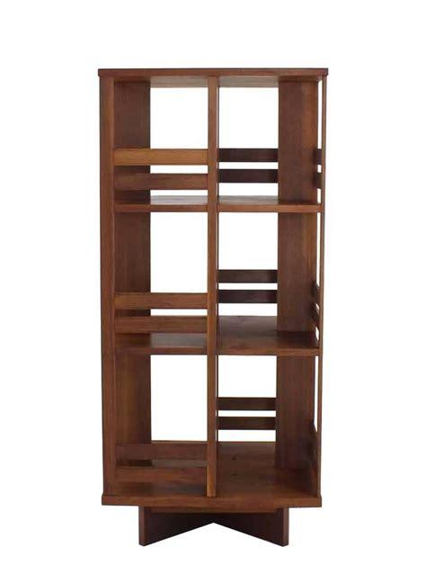 mid century bookcase for sale revolving danish mid century modern bookcase for sale at