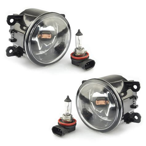pcs front fog lights driving lamps  ford focus