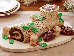 Decoration Buche De Noel Comestible : our favorite christmas traditions from lebanon ~ Melissatoandfro.com Idées de Décoration