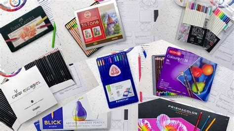 colored pencil reviews the ultimate colored pencil review