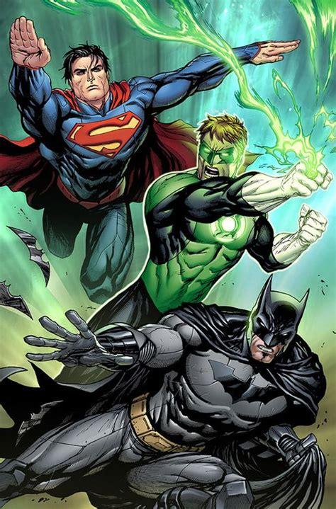 green lantern vs superman superman green lantern and batman vs battles comic vine