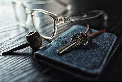 Pipe Wood Spectacles Key Wallet Glasses Smoking