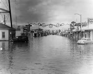 1955 Flood Yuba City California
